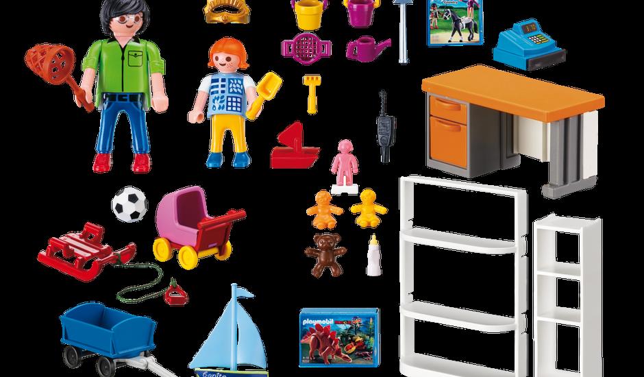 jouets playmobil